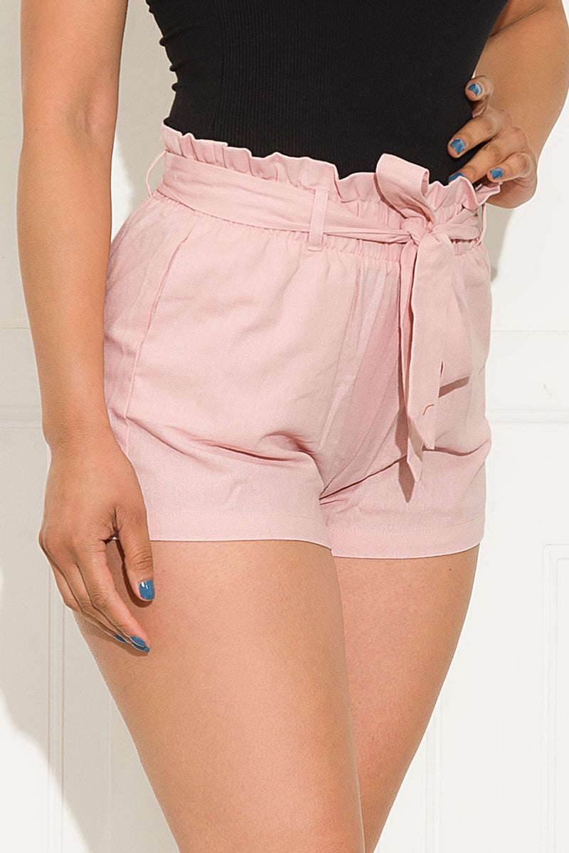 Willow Shorts Pink
