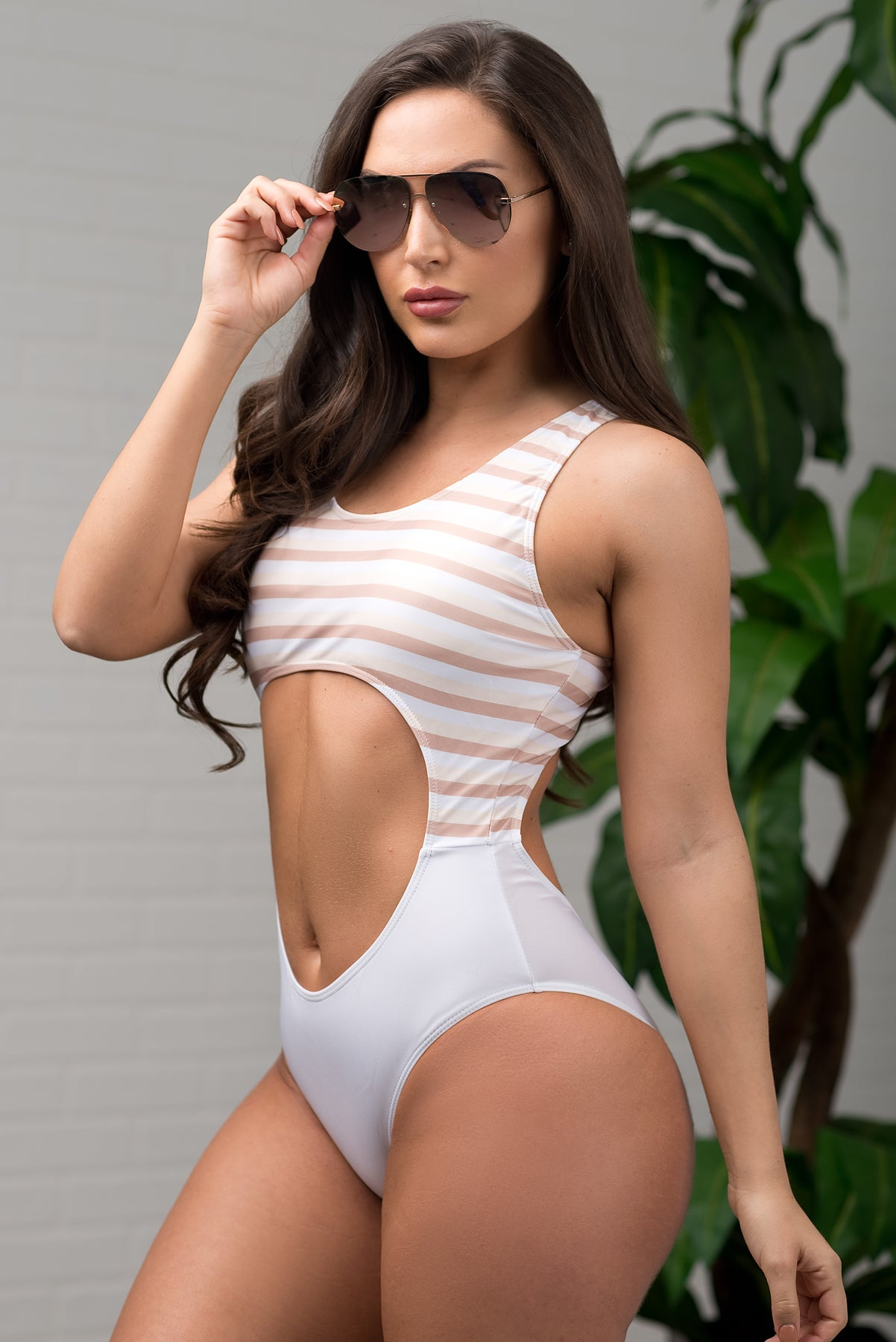 Breakwater Point Monokini