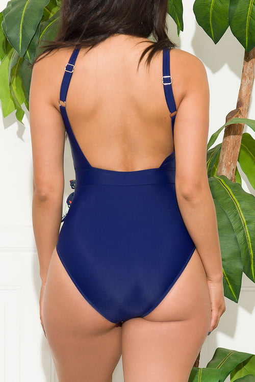 Kokomo Beach One Piece Swimsuit