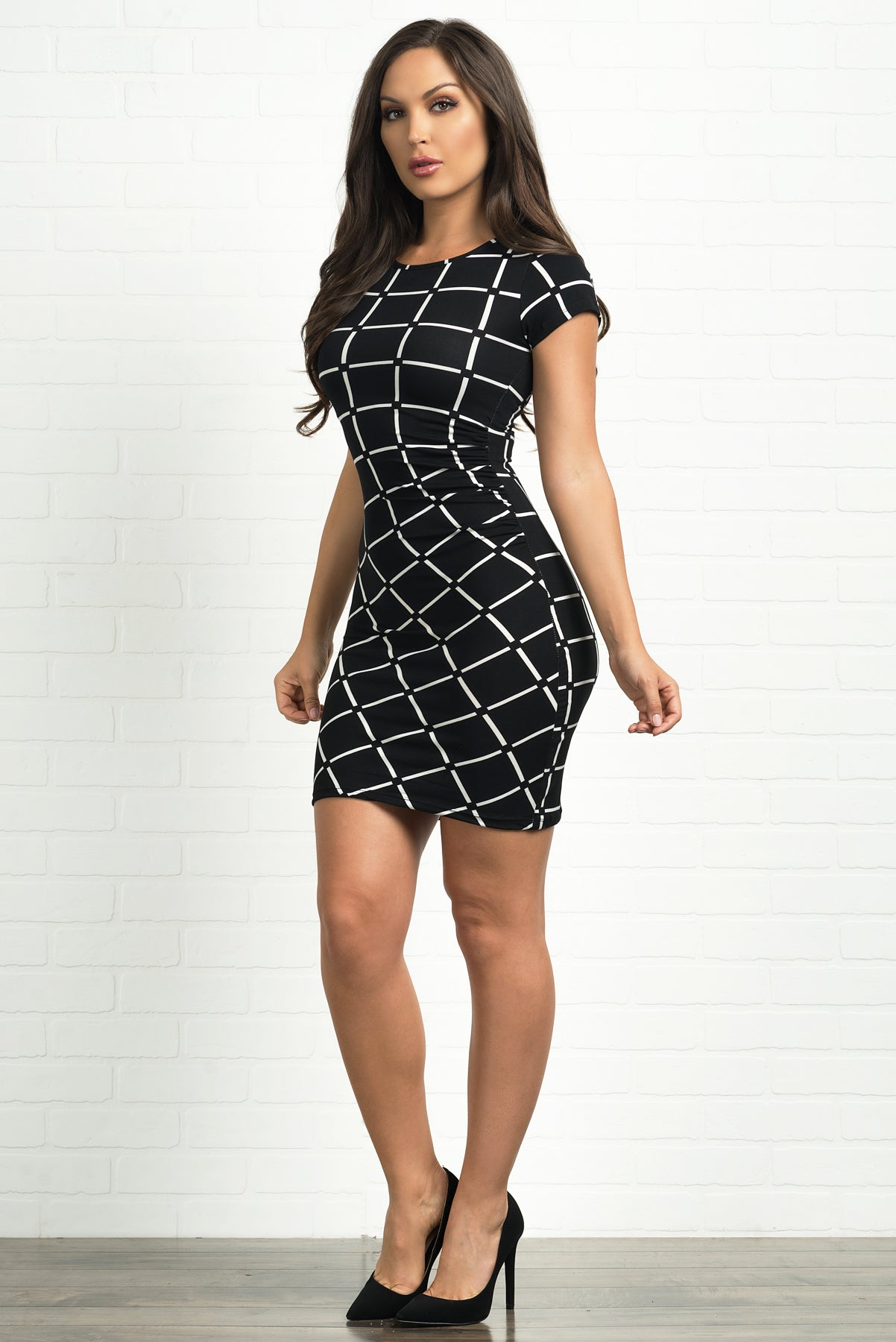 Fiorella Dress - Black