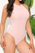 Neptune Bay One Piece Swimsuit Pink Blush