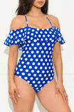 Matira Beach One Piece Swimsuit