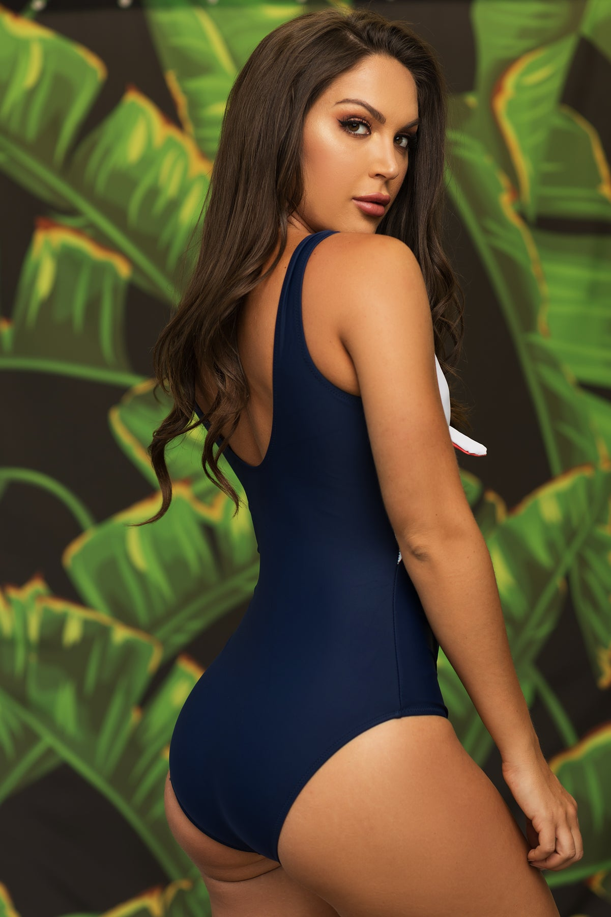 Greenfield Beach One Piece Swimsuit