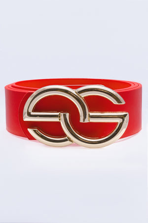 Show Stopper Belt Red