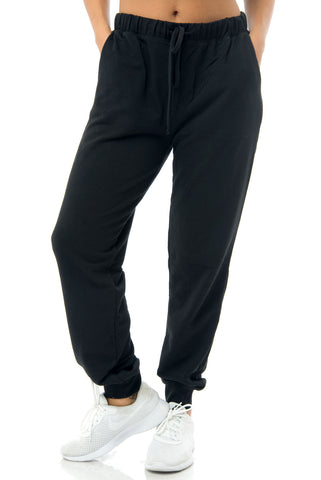 Tania Black Joggers - Fashion Effect Store  - 1