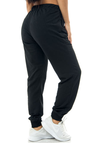 Tania Black Joggers - Fashion Effect Store  - 2