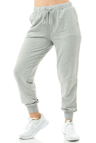 Tania Grey Joggers - Fashion Effect Store  - 1