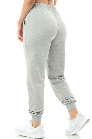 Tania Grey Joggers - Fashion Effect Store  - 2