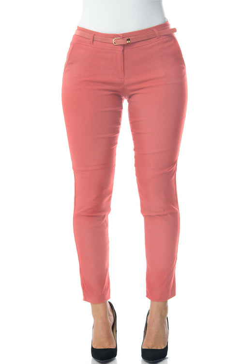 Get Down To Business Pants MAUVE - RESTOCKED