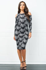 Dress - Gisselle Dress - Black
