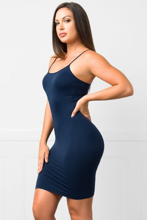 Dress - Irresistible Navy Mini Dress
