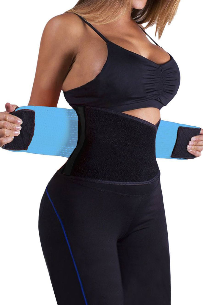 Power Belt And Waist Trainer Blue - Fashion Effect Store  - 1