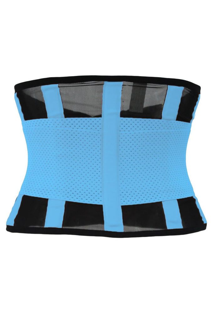 Power Belt And Waist Trainer Blue - Fashion Effect Store  - 2