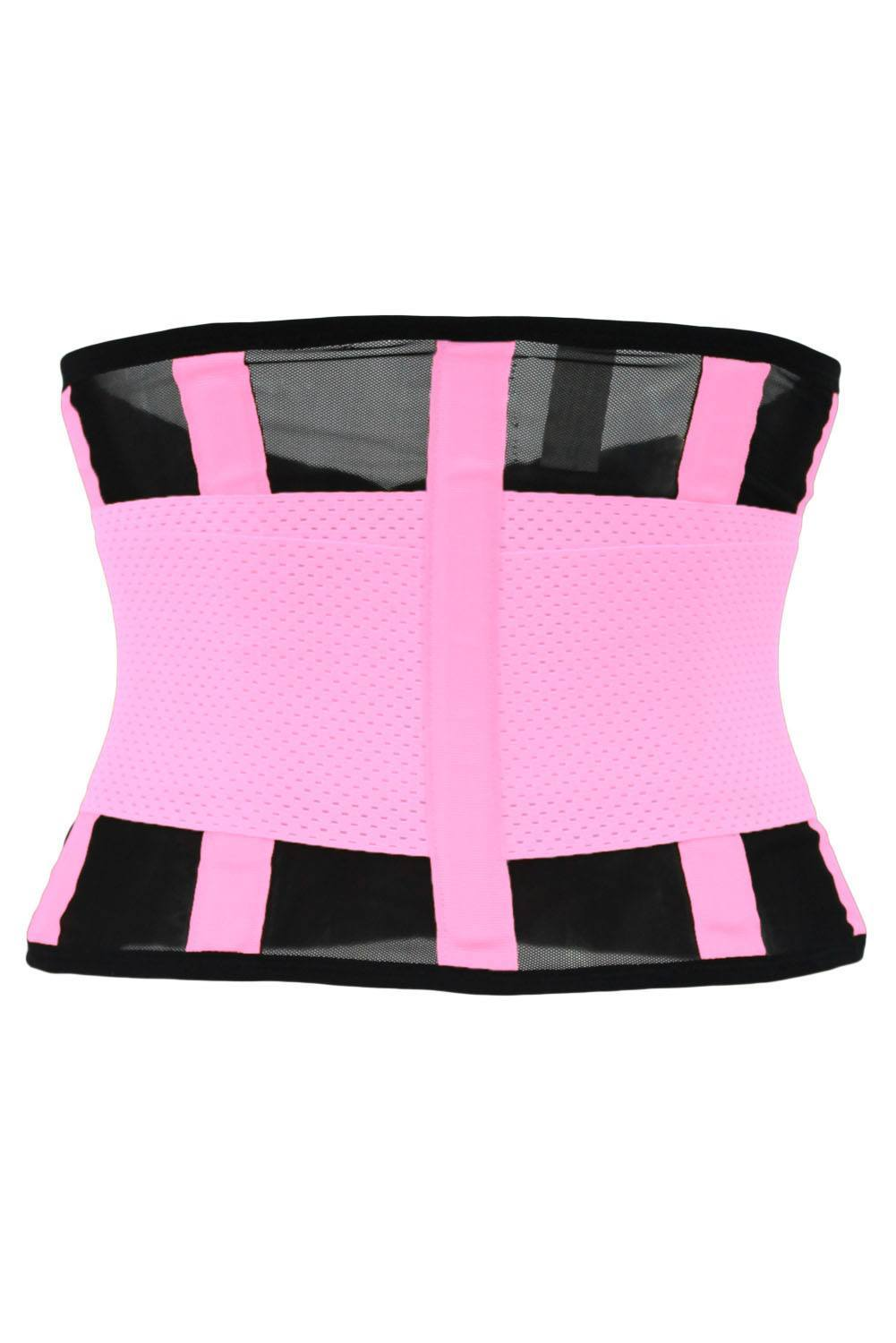 Power Belt And Waist Trainer Pink - Fashion Effect Store  - 2