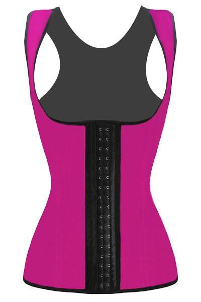 Waist Training Pink (with shoulder straps) - Fashion Effect Store  - 1