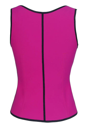 Waist Training Pink (with shoulder straps) - Fashion Effect Store  - 2
