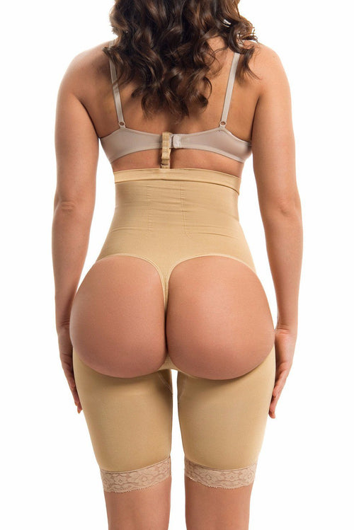 High Waisted Body Shaper & Butt Lifter NUDE -RESTOCKED