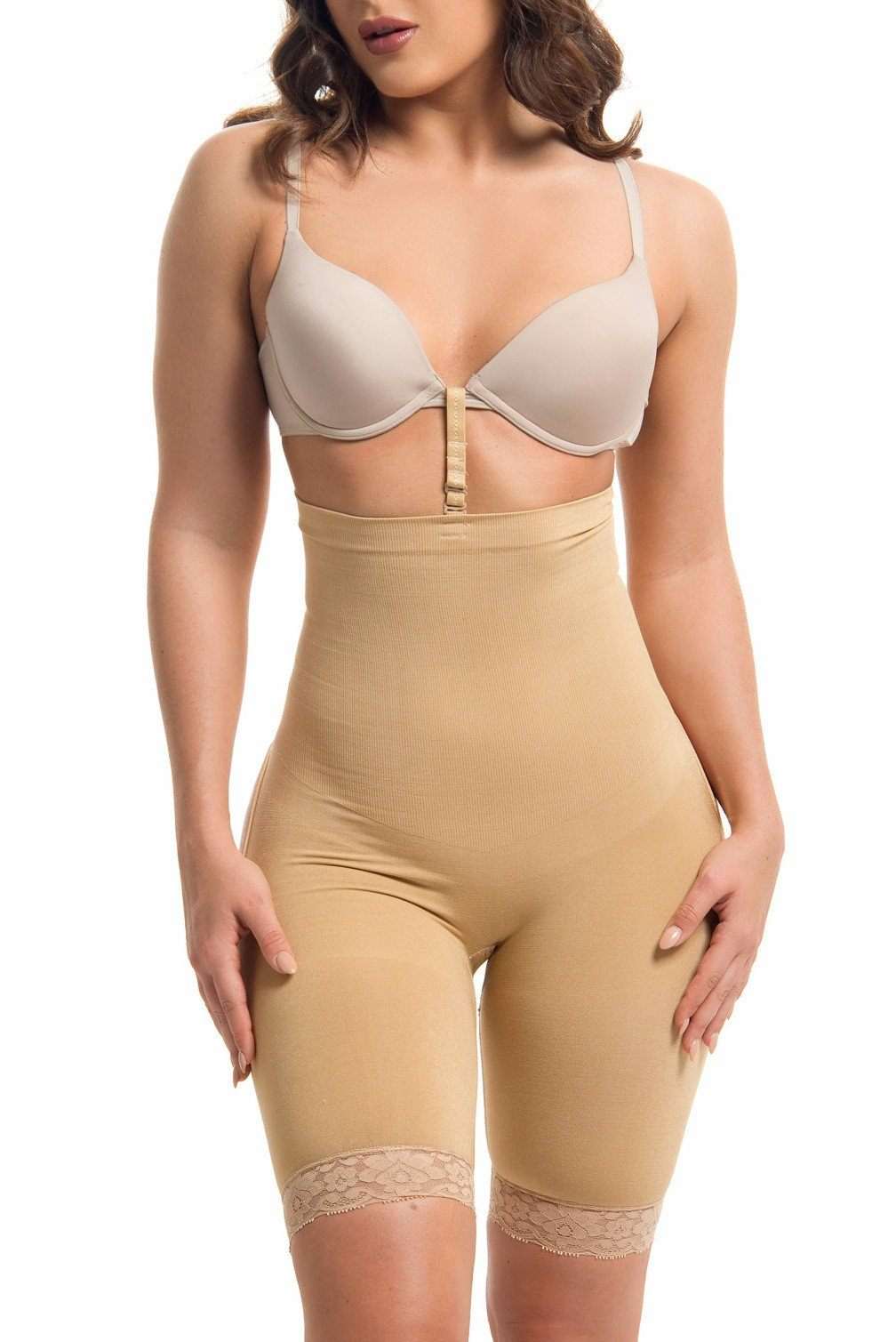 31481d8cbc1 High Waisted Body Shaper   Butt Lifter NUDE -RESTOCKED – Fashion ...