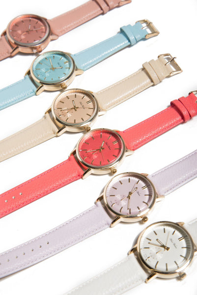 Its Time Now Watch - Fashion Effect Store  - 1