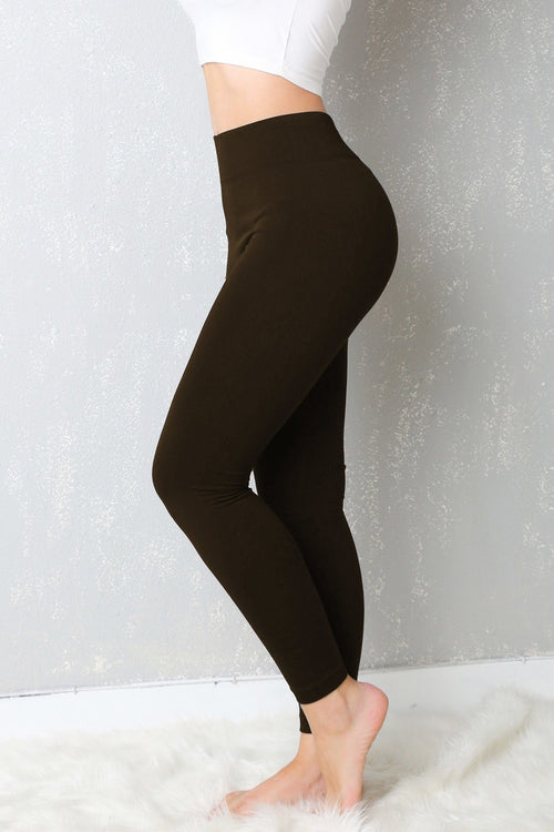 Leggins - My Favorite Leggings Ever Brown