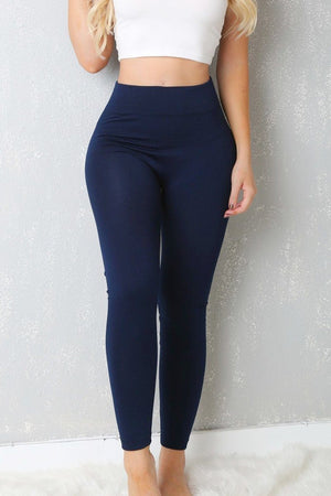 Leggins - My Favorite Leggings Ever Navy Blue