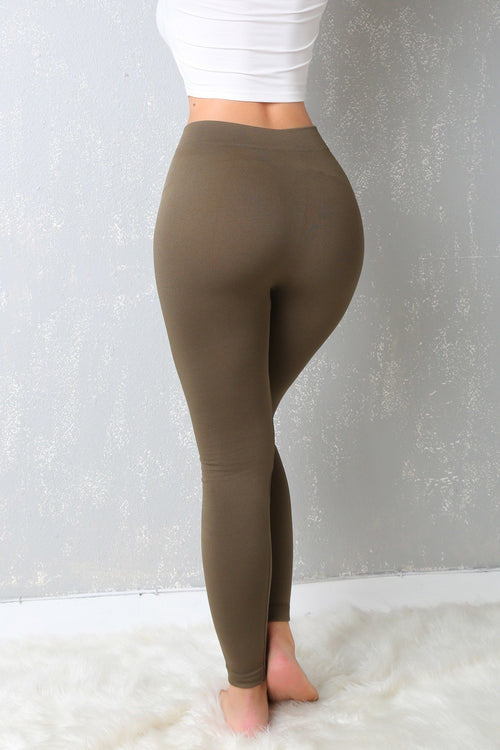 Leggins - My Favorite Leggings Ever Olive