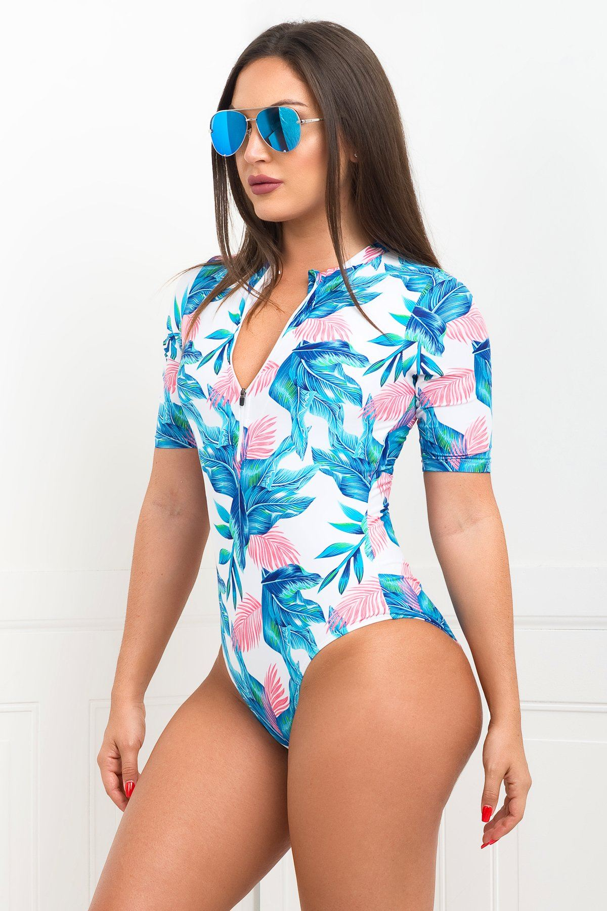 Oyster Seafront One Piece Swimsuit