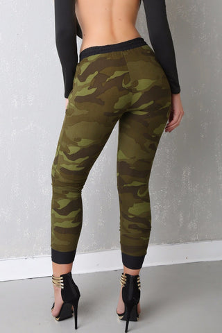 Camo Joggers - Fashion Effect Store  - 2