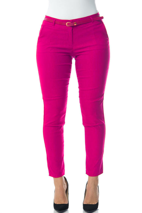 Get Down To Business Pants - Hot Pink