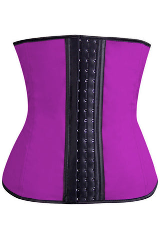 Waist Trainer Purple - Fashion Effect Store  - 2