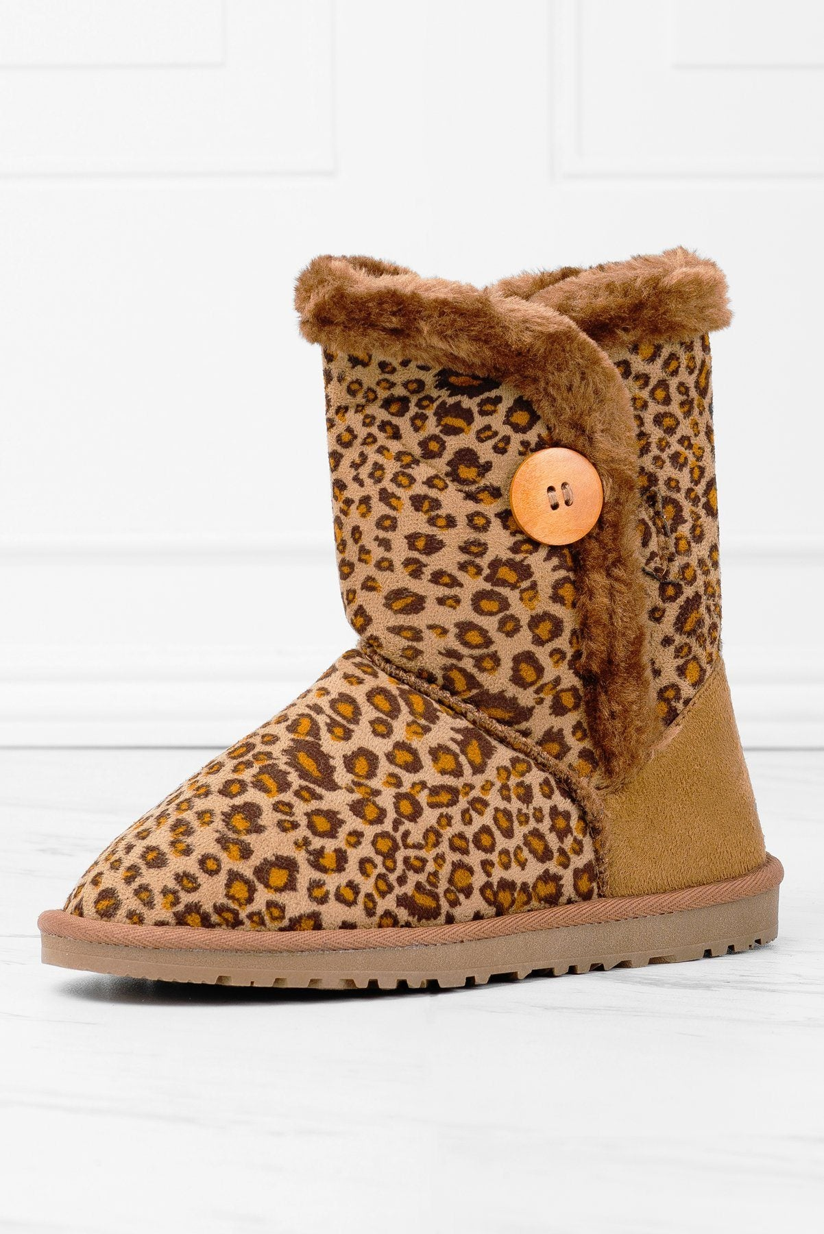 Shoes - Temptation Boots - Cheetah