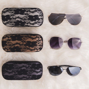 Sunny Outlook Sunglasses Case