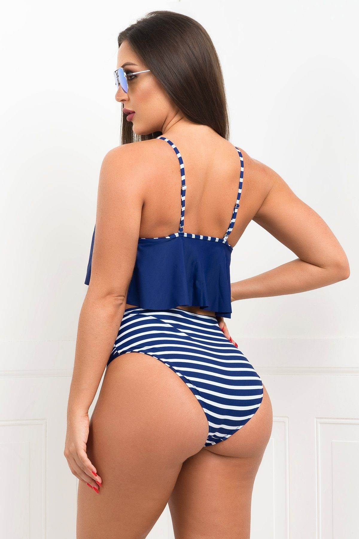 Sunset Oceanfront Two Piece Swimsuit