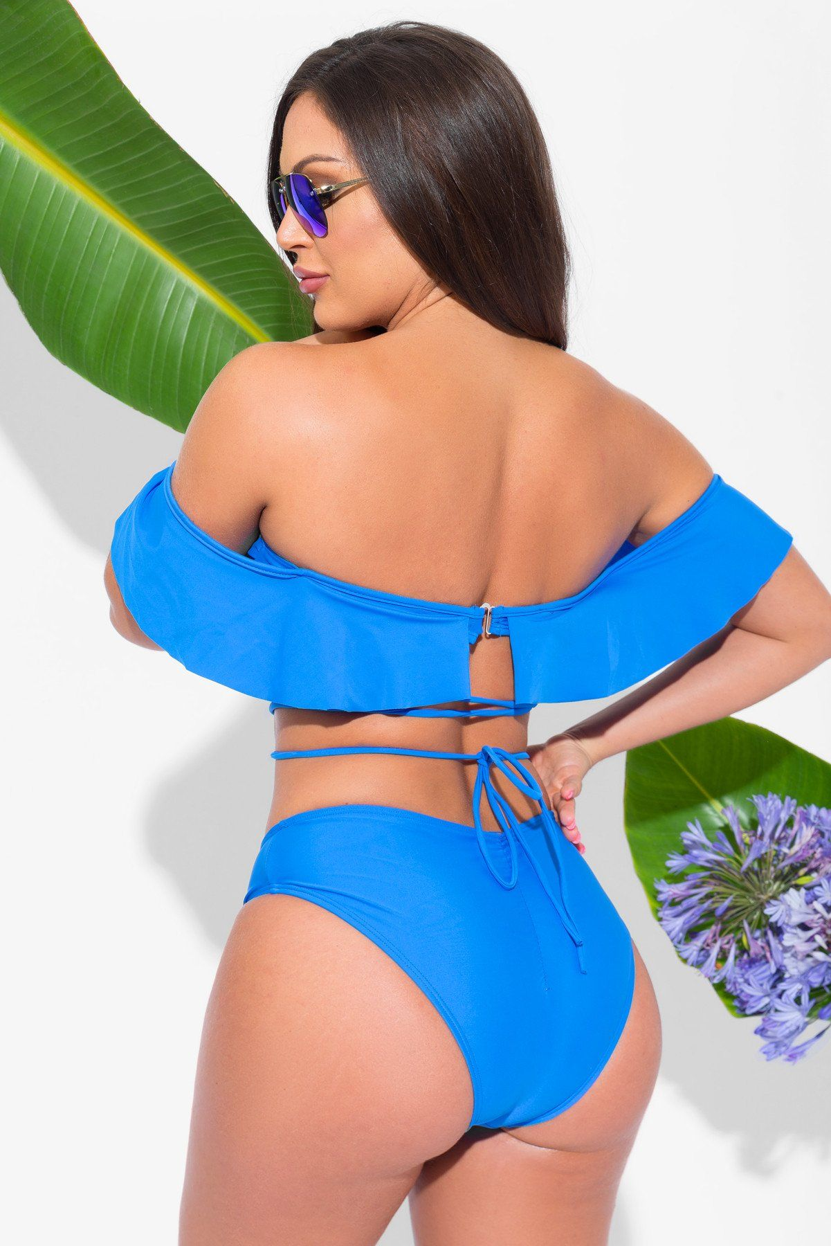 Swimwear - Blue Coast Two Piece Swimsuit