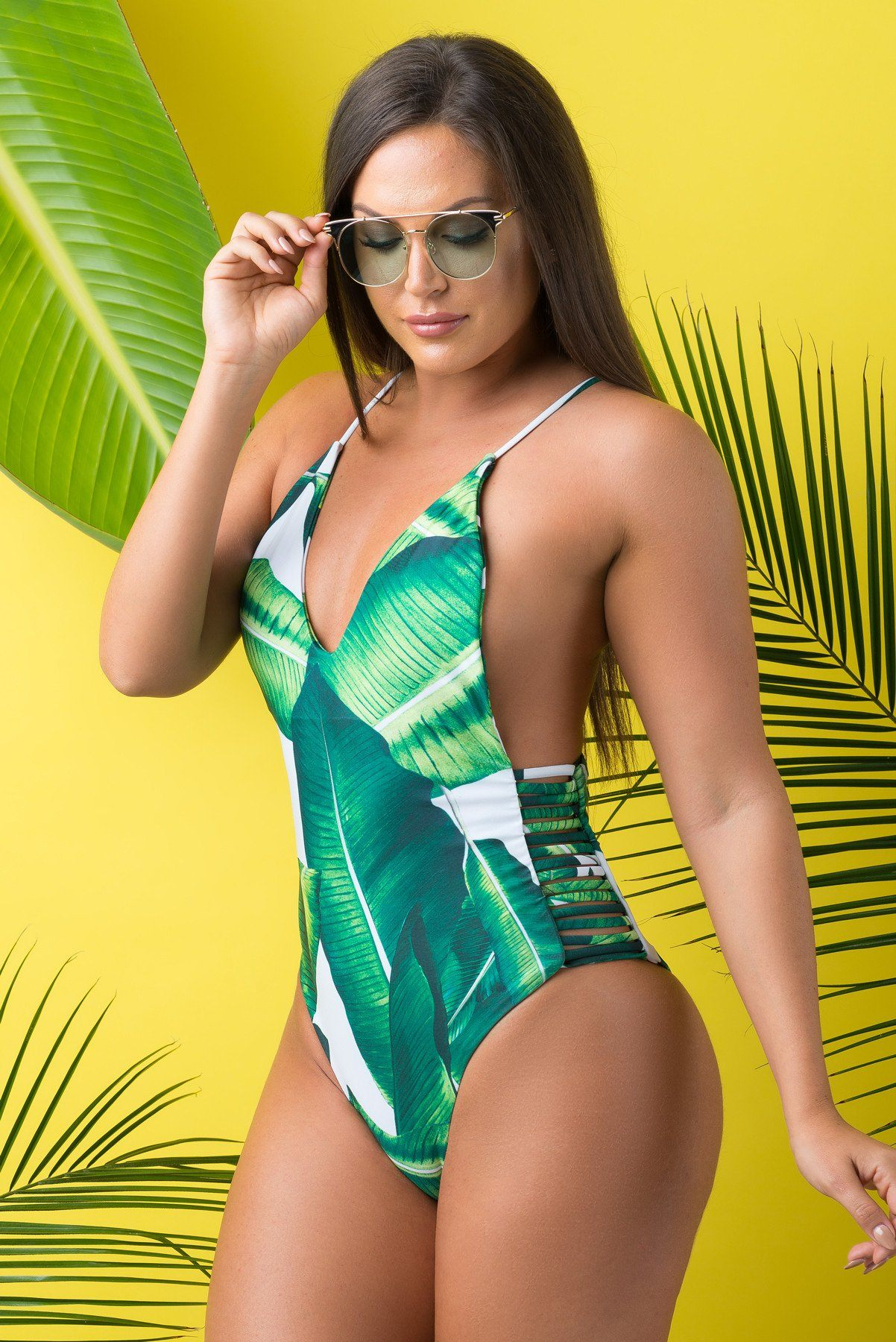 cb4efe265b9 Enchanted Bay One Piece Swimsuit – Fashion Effect Store
