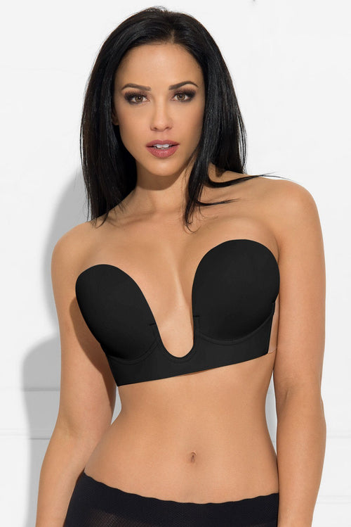 Tops & Sweters - Andy Sticky Bra Black