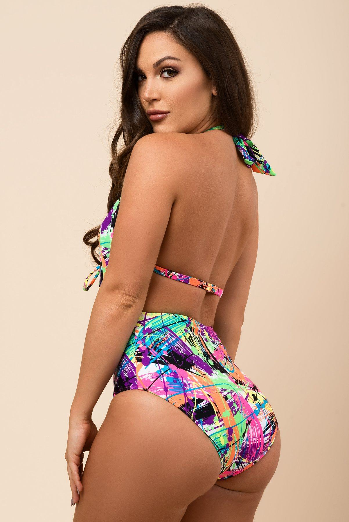 Treasure Strand One Piece Swimsuit