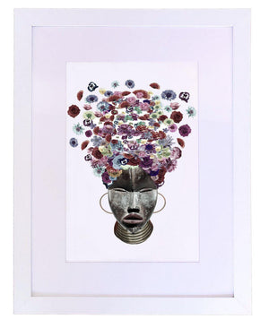 Load image into Gallery viewer, Flowerbomb, Fine Art Print