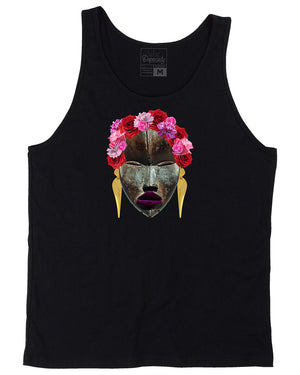 Load image into Gallery viewer, Frida Tank, Black