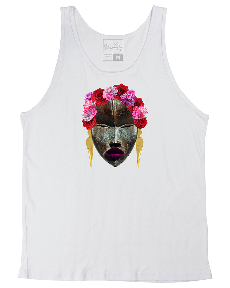 Load image into Gallery viewer, Frida Tank, White