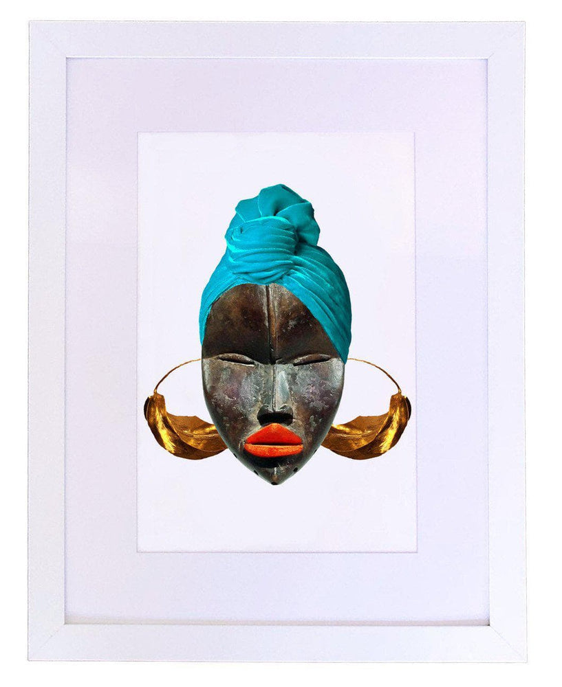 Load image into Gallery viewer, Fulani, Fine Art Print