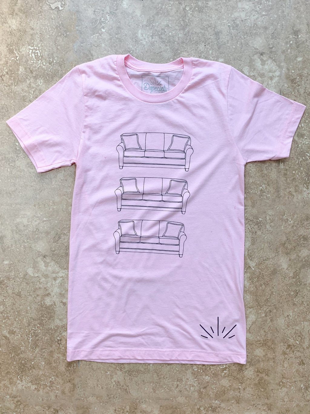 Couches Tee