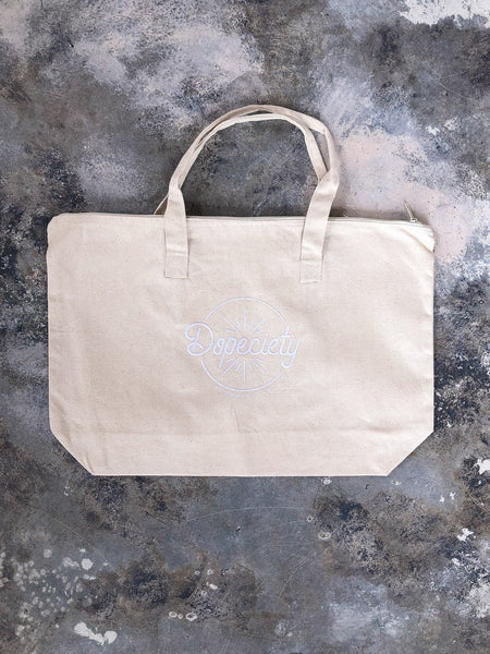 Dopeciety Canvas Tote