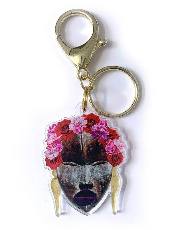 Load image into Gallery viewer, Frida Keychain