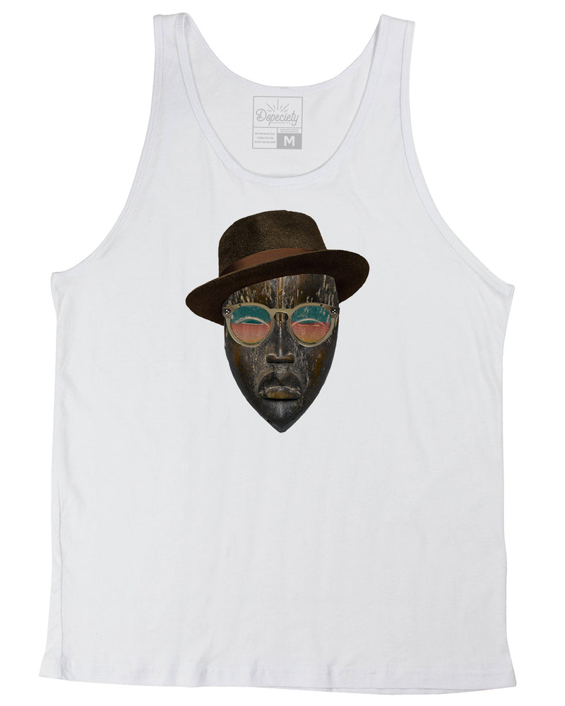 Load image into Gallery viewer, Le Baron Tank, White