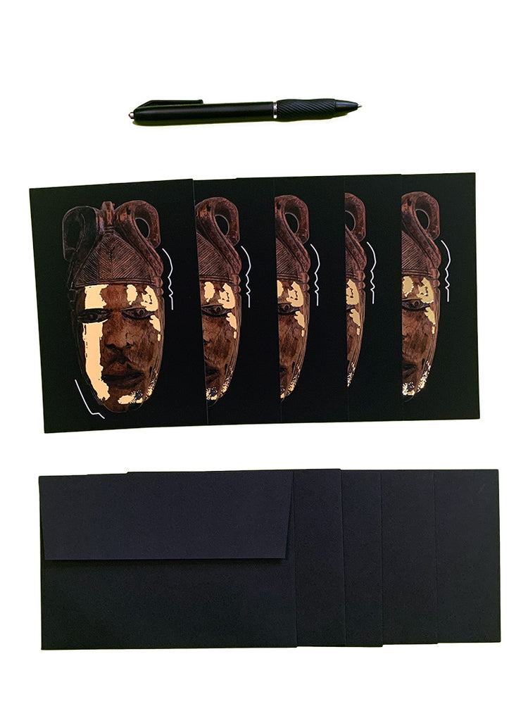 Legacy Mask, Note Card pack