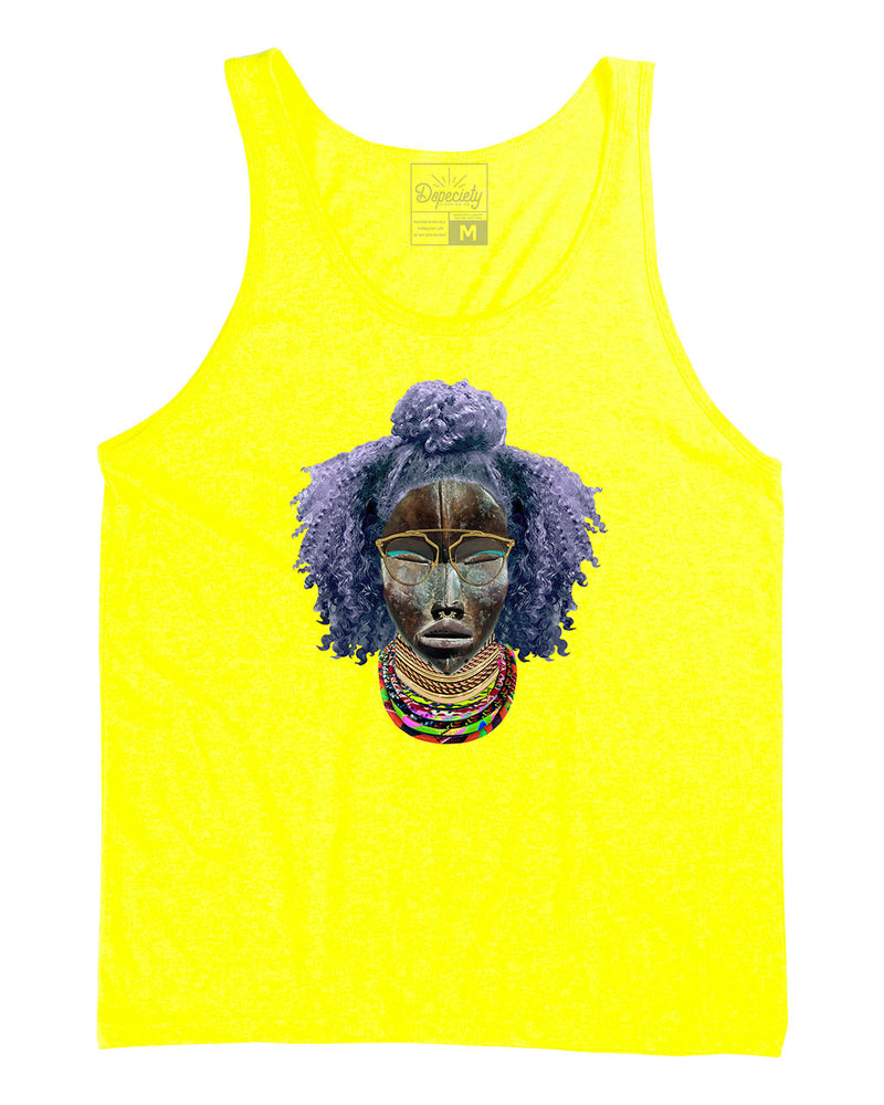Michela Tank, Neon Yellow