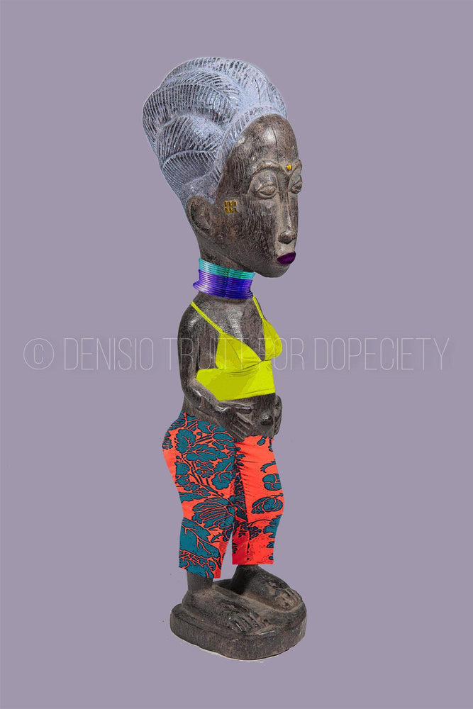 Load image into Gallery viewer, Baoulé and Dries Van Noten Art Print - Dopeciety