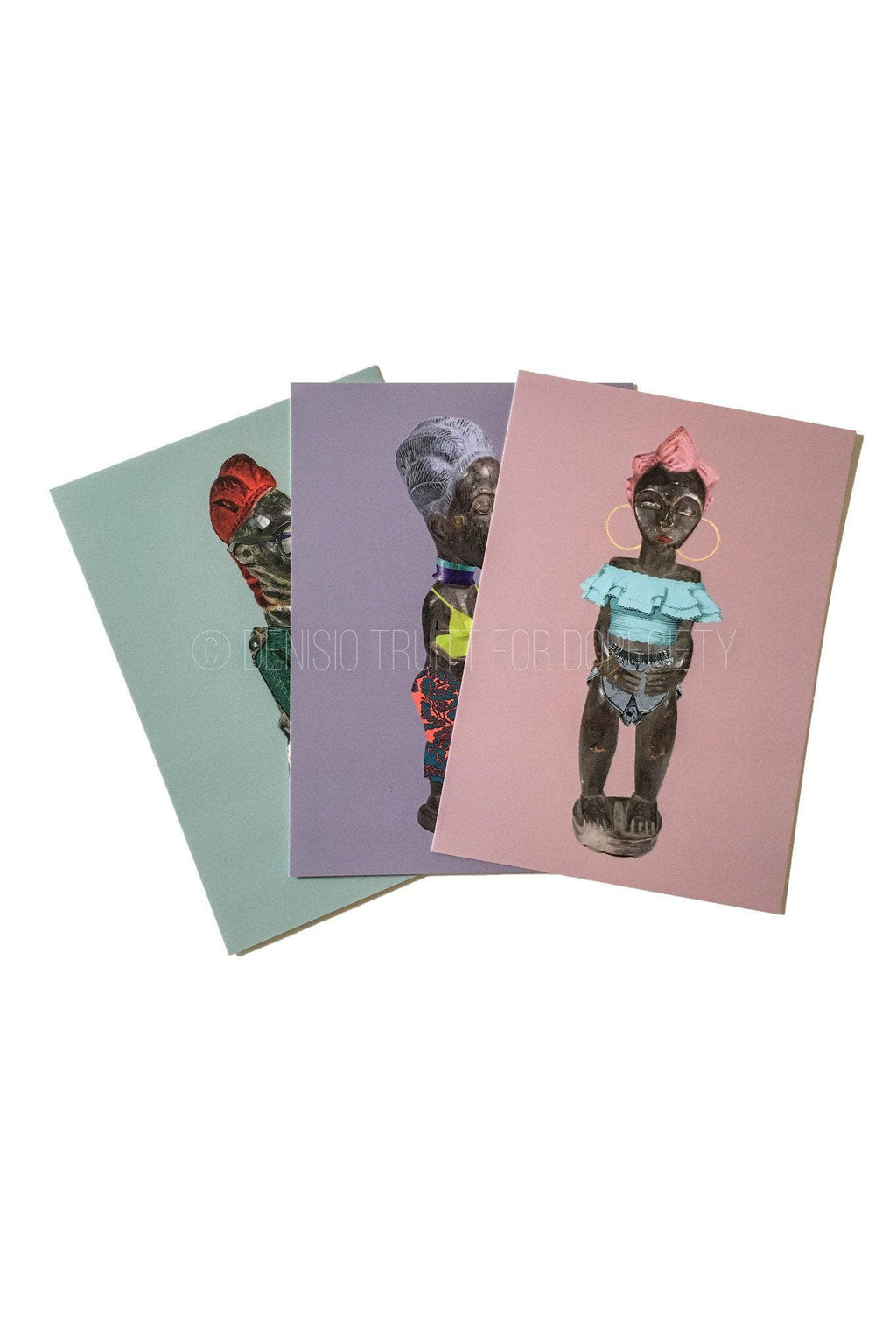 3 Pack of Complete West African Fetish Series - Dopeciety