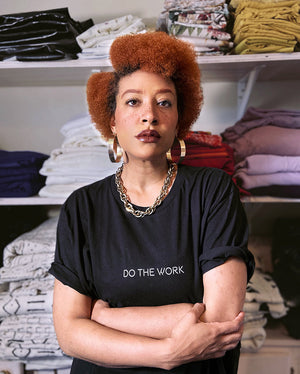Do The Work Unisex Tee